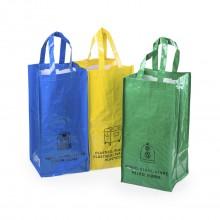 Set bosses reciclatge serigrafiades