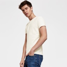Camiseta algodón orgánico personalizada