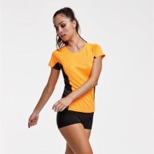 Camiseta técnica de mujer para publicidad - SHANGHAI