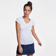 camiseta publicitaria mujer
