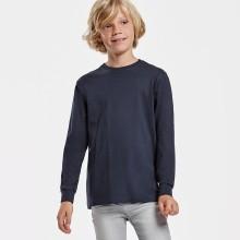 Samarreta promocional màniga llarga cotó nen - POINTER