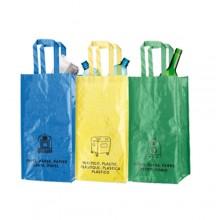 Set de bolsas reciclaje LOPACK
