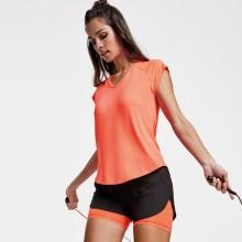Camiseta técnica personalizada mujer - AVUS