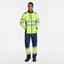 Jaqueta personalitzada alta visibilitat