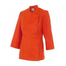 Jaqueta de cuina de dona caldero