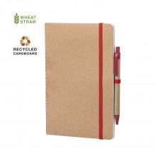 Llibreta de cartró reciclat A5 personalitzada -  ESTEKA