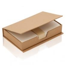 Porta-notes cartró reciclat 180 fulls LEGU