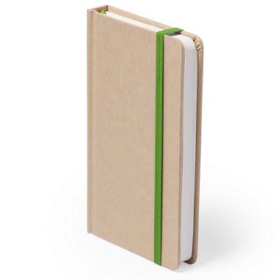 Bloc de notes 9,5 x 14,5 cm 100 fulles blanques BOSCO