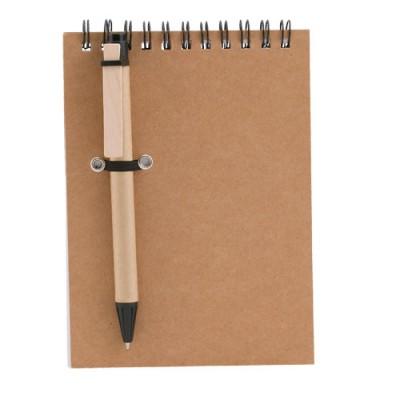 Llibreta 10,5 x 14,5 cm 60 fulles lineades bolígraf inclòs CONCERN