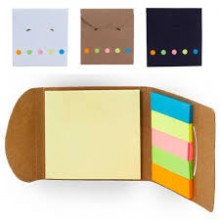 Bloc de notes adhesives 8,3 x 8,6 cm COVET
