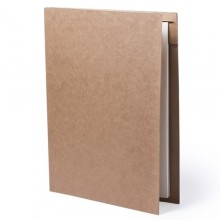 Carpeta personalitzada cartró reciclat -  BLOGUER