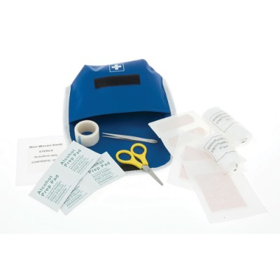 Kit emergència 17 accessoris REDCROSS