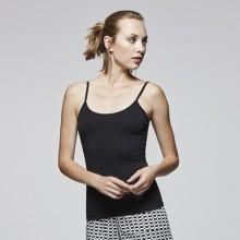Camiseta tirantes algodón  mujer CARINA