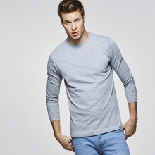 Camiseta manga larga algodón  adulto EXTREM