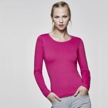 Camiseta manga larga algodón  Mujer EXTREM