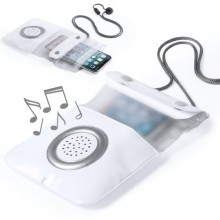 Portatodo con altavoz Bluetooth LIVION