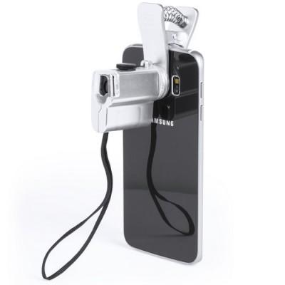 Microscopi per el mòbil 60X 1 led BAUKMAN
