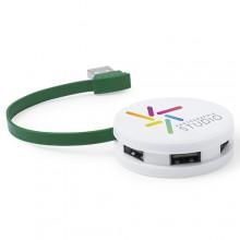 Puerto USB 4 puertos NIYEL