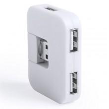 Puerto USB 4 Puertos GLORIK