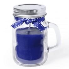 Espelma aromàtica de vidre RUBIK