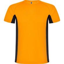 naranja fluo-negro