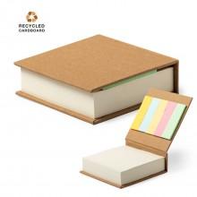 Porta-notes cartró reciclat personalitzat