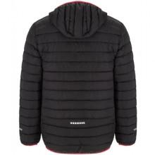 Jaqueta personalitzada negre/vermell