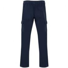 Pantaló personalitzat blau marí