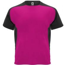 Camiseta promocional técnica bicolor - BUGATTI KIDS