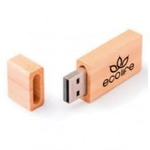 USB PERSONALITZAT BAMBÚ 2GB AP1045 ECO