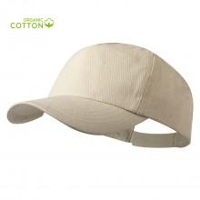 Gorra de cotó orgànic ZONNER