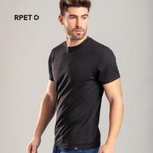 Camiseta personalizada técnica fabricada con plásticos reciclados  - MARKUS