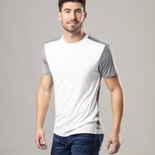 Camiseta poliéster / elastano  tecnica  -TROSER