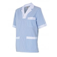 camisola pijama a ratlles màniga curta