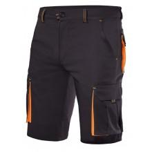 Pantaló personalitzat NEGRE/TARONJA FLUOR