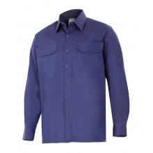 Camisa manga larga 100% algodón