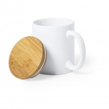Tassa de ceràmica/bambú 370 ml YOTEL