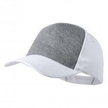 Gorra personalitzable de 5 panells polièster/cotó