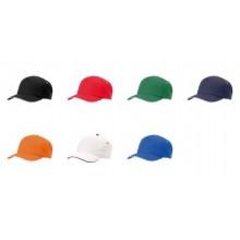 Gorra de 5 panells bicolor FIVE