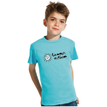Camiseta infantil para personalizar
