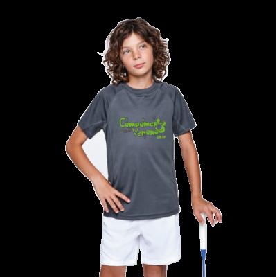 samarreta tècnica de nen personalitzada