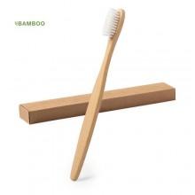 Respall de dents de fusta