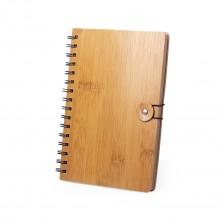 Llibreta  A5 bambú personalitzada
